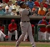 Miguel Cabrera home run