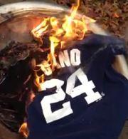 Robinson-Cano-jersey-burn