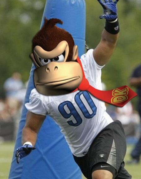Donkey Kong Suh
