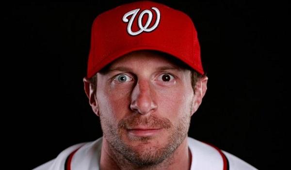Max Scherzer eyes