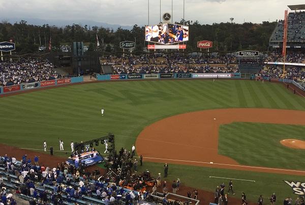 Dodgers Dodger Stadium