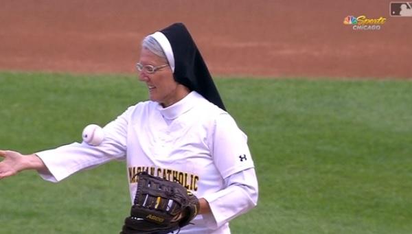 Sister Mary Jo