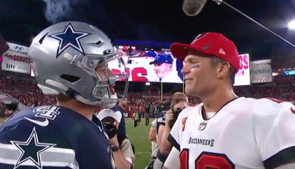 Dak Prescott Tom Brady