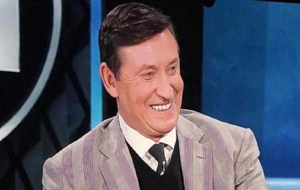 Wayne Gretzky hair dye